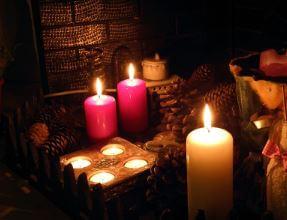 Magia con velas para que regrese