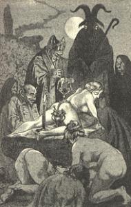 Hechizos malignos