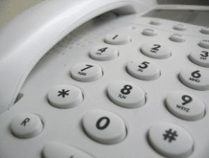 Hechizo del telefono