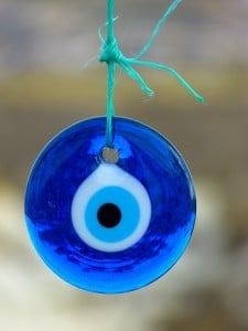 Amuletos para el mal de ojo