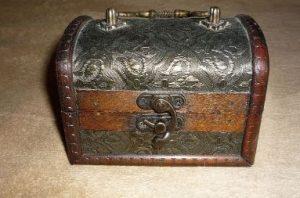 Hechizo de proteccion con caja