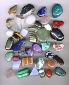 Piedras de la suerte