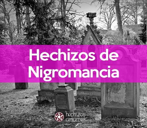 Hechizos de Nigromancia