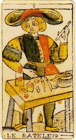 Tarot. Simbolos de brujeria