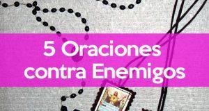 Oraciones de protección contra enemigos