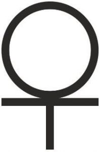 Símbolos paganos: Ankh