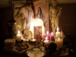 Altar de Magia Blanca