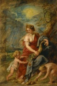 Diosa Wicca romana