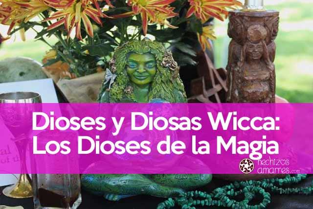 dioses y diosas wicca