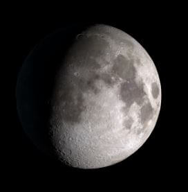 Magia della luna: Gibbous Moon
