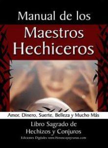 Libro de Hechizos: Manual de los Maestros Hechiceros