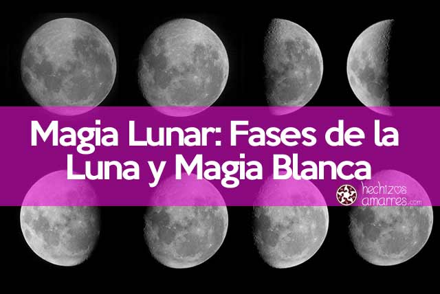 Las fases lunares y la magia hoy magia lunar las fases de for Calendario lunar de hoy