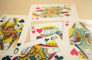 Naipes de Poker Tarot