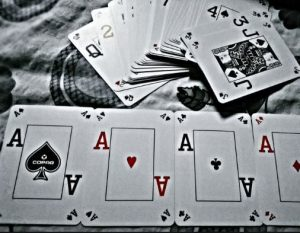 Tarot con naipes de poker