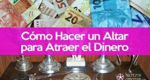 Cómo hacer un altar para atraer el dinero