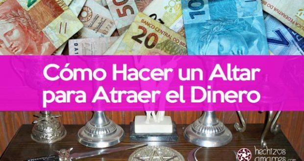 C mo hacer un altar para atraer el dinero hechizos - Atraer el dinero ...