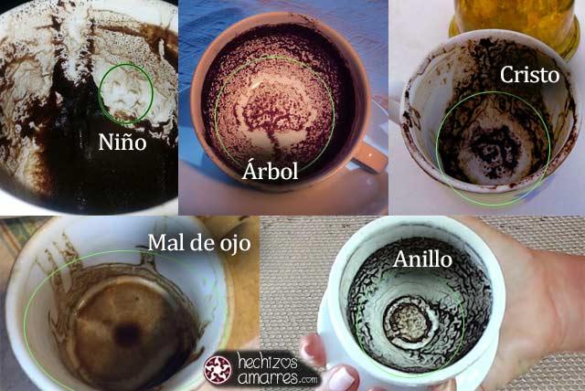 Símbolos en el café