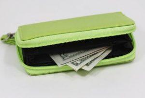 Hechizo de la billetera