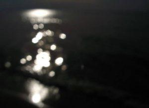 Agua energizada por la luna