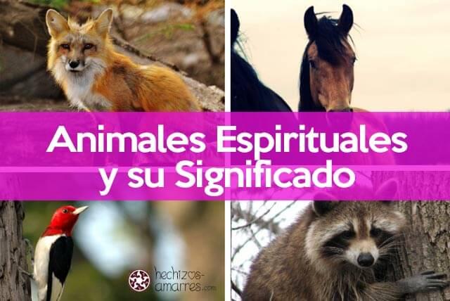 Animales espirituales