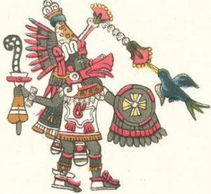 Dioses paganos Quetzalcoatl