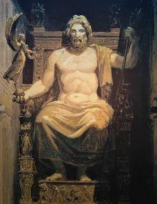 Dioses paganos Zeus