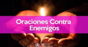 Oraciones contra enemigos