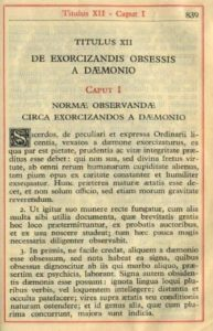 Ritual romano 1614