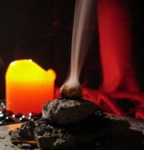 Como limpiar un objeto ritual