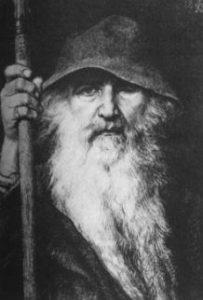 Odin y Papá Noel