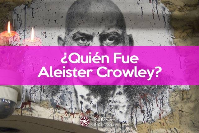 Quién fue Aleister Crowley