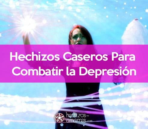 Hechizos caseros para la depresión