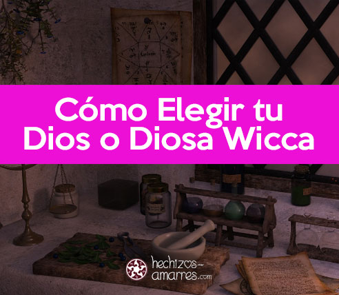 Cómo elegir tu Dios o Diosa Wicca