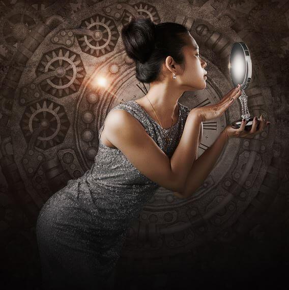 Magia y Brujerías con espejos