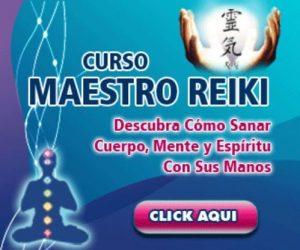 Curso Maestro Reiki
