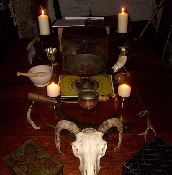 Sigilos en tu altar