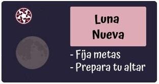 Hechizos en Luna Nueva