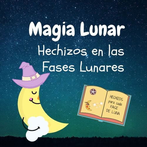 Magia Lunar: Las Fases de la Luna en los Hechizos