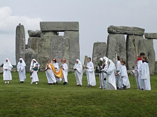 Druidismo como doctrina espiritual y filosófica