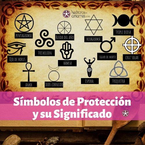 Símbolos de Protección Wicca