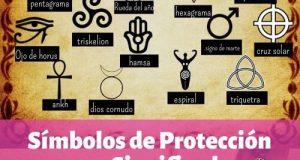 Símbolos de Protección y sus significado