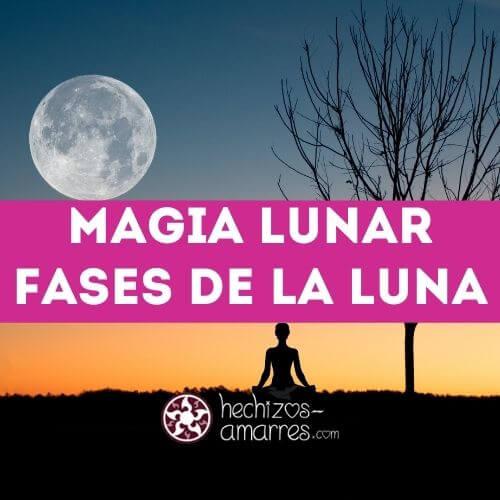 Magia Lunar: Las Fases de la Luna en los rituales y hechizos