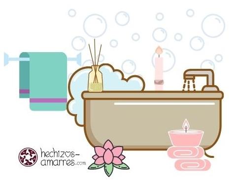 Cómo se hace Limpieza energética con baño ritual