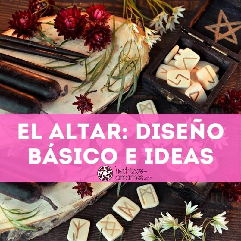 Cómo hacer un Altar Pagano: Diseño e ideas