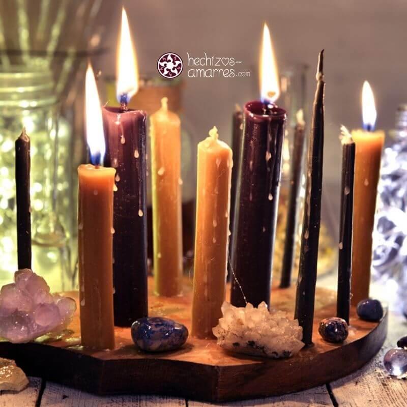 Cómo armar un Altar con velas