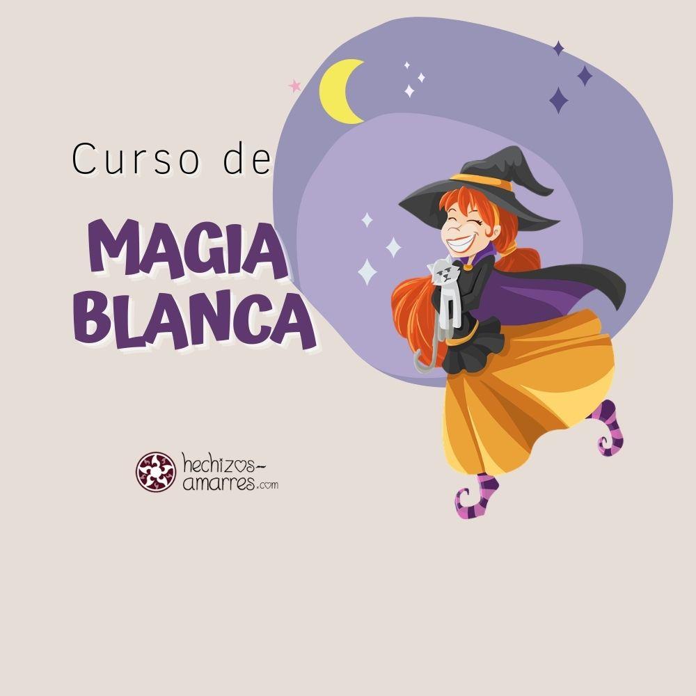 Curso de Magia Blanca Gratis online