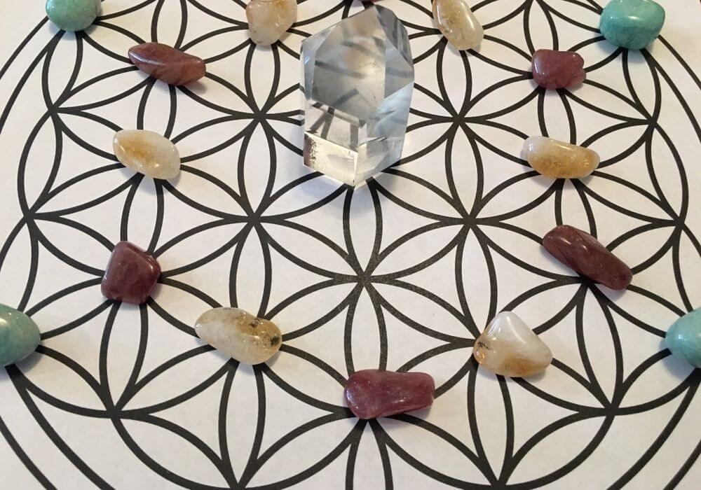 Qué es una Matriz de Cristales