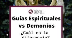 Guías espirituales vs Demonios