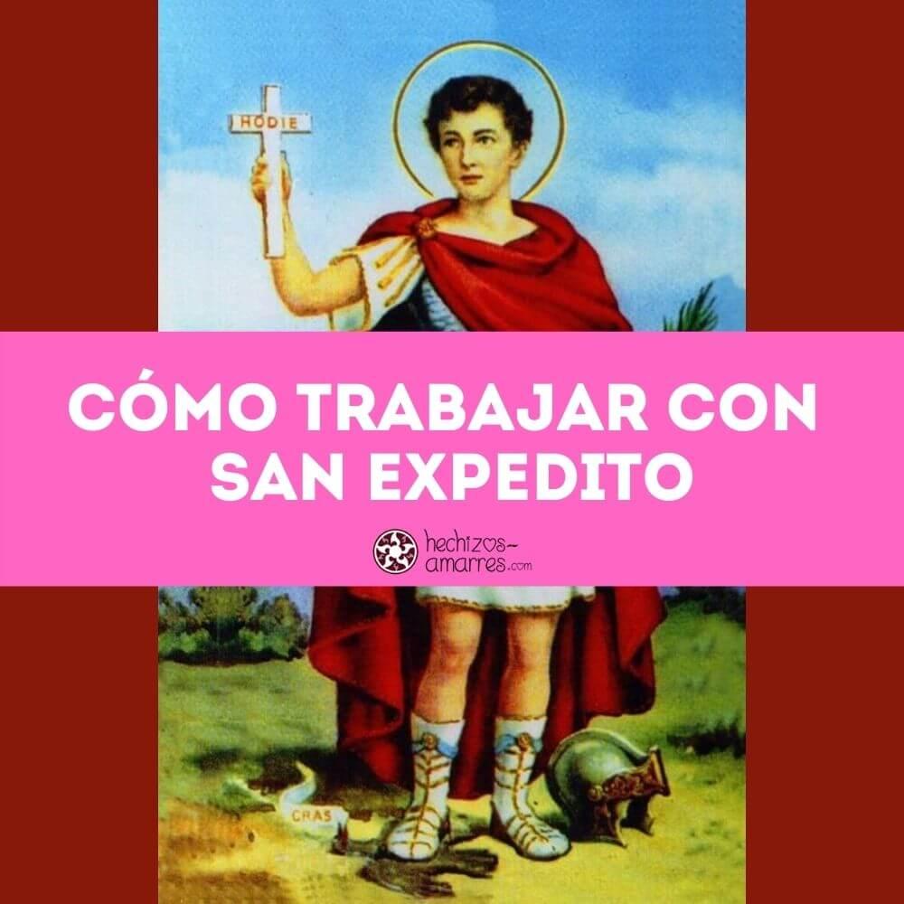 Cómo trabajar con San Expedito: Altar, ofrendas y oración
