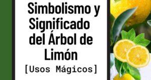 Significados y simbolismo del Árbol de Limón